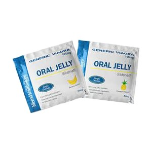 Sildenafilo Oral Jelly